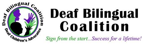 Deaf Bilingual Coalition